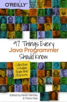 97 Things Every Java Programmer Should Know book cover