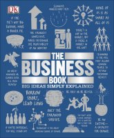The Business Book - Big Ideas Simply Explained book cover