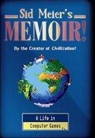 Sid Meier's Memoir! book cover