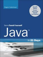 Sams Teach Yourself Java in 21 Days book cover