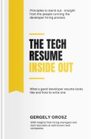 The Tech Resume Inside Out book cover