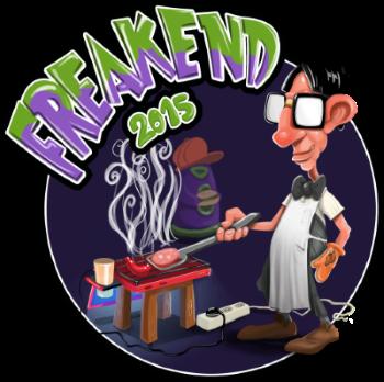 Freakend 2015 Logo