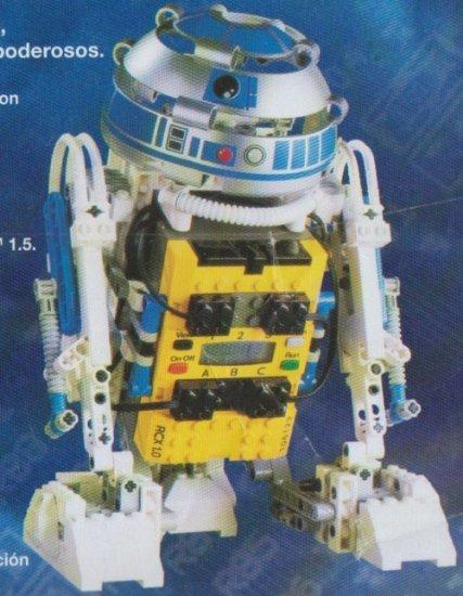 R2-D2 - RCX