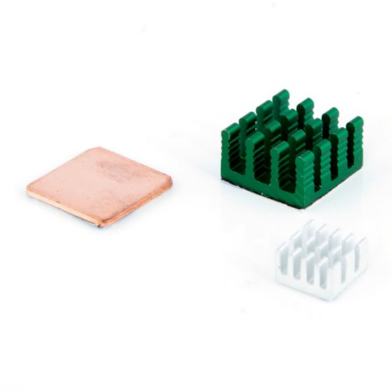 Raspberry Heatsinks