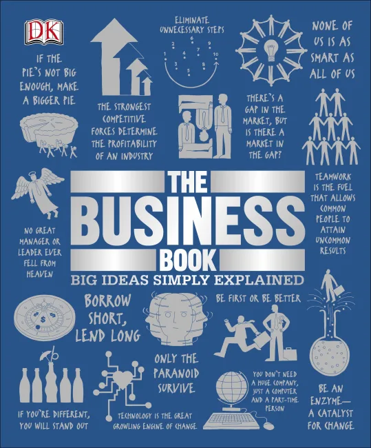 Full-size The Business Book cover