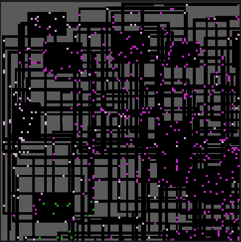 Zombie Infection Simulator game screenshot