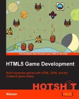 HTML5 Game Development Hotshot book cover