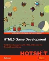 HTML5 Game Development Hotshot book cover