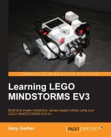 Learning LEGO Mindstorms EV3 book cover