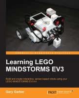 Learning LEGO Mindstorms EV3 book cover