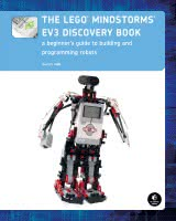 The LEGO Mindstorms EV3 Discovery Book book cover
