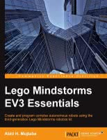 Lego Mindstorms EV3 Essentials book cover