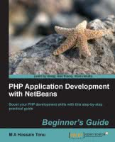 Application Development with NetBeans - Begginer's guide