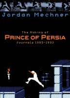 Making of Prince of Persia book cover