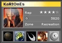 Example XBox 360 Gamertag