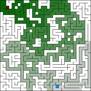 Sample labyrinth