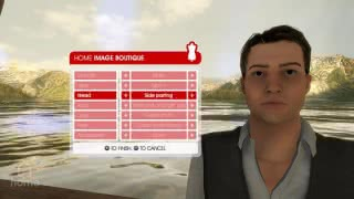 Playstation Home avatars