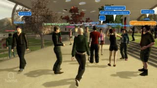 Playstation Home world