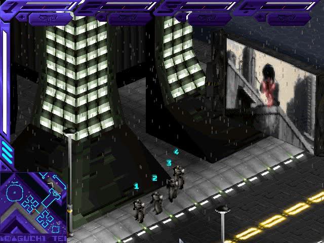 Syndicate Wars Port screenshot