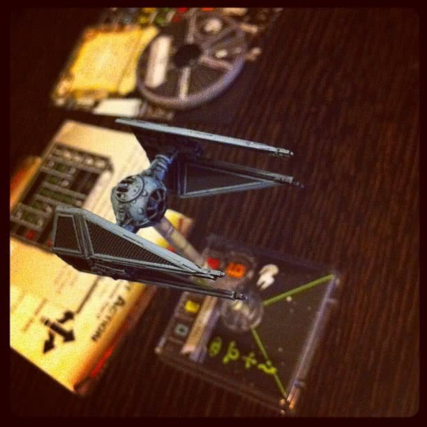 X-Wing boardgame