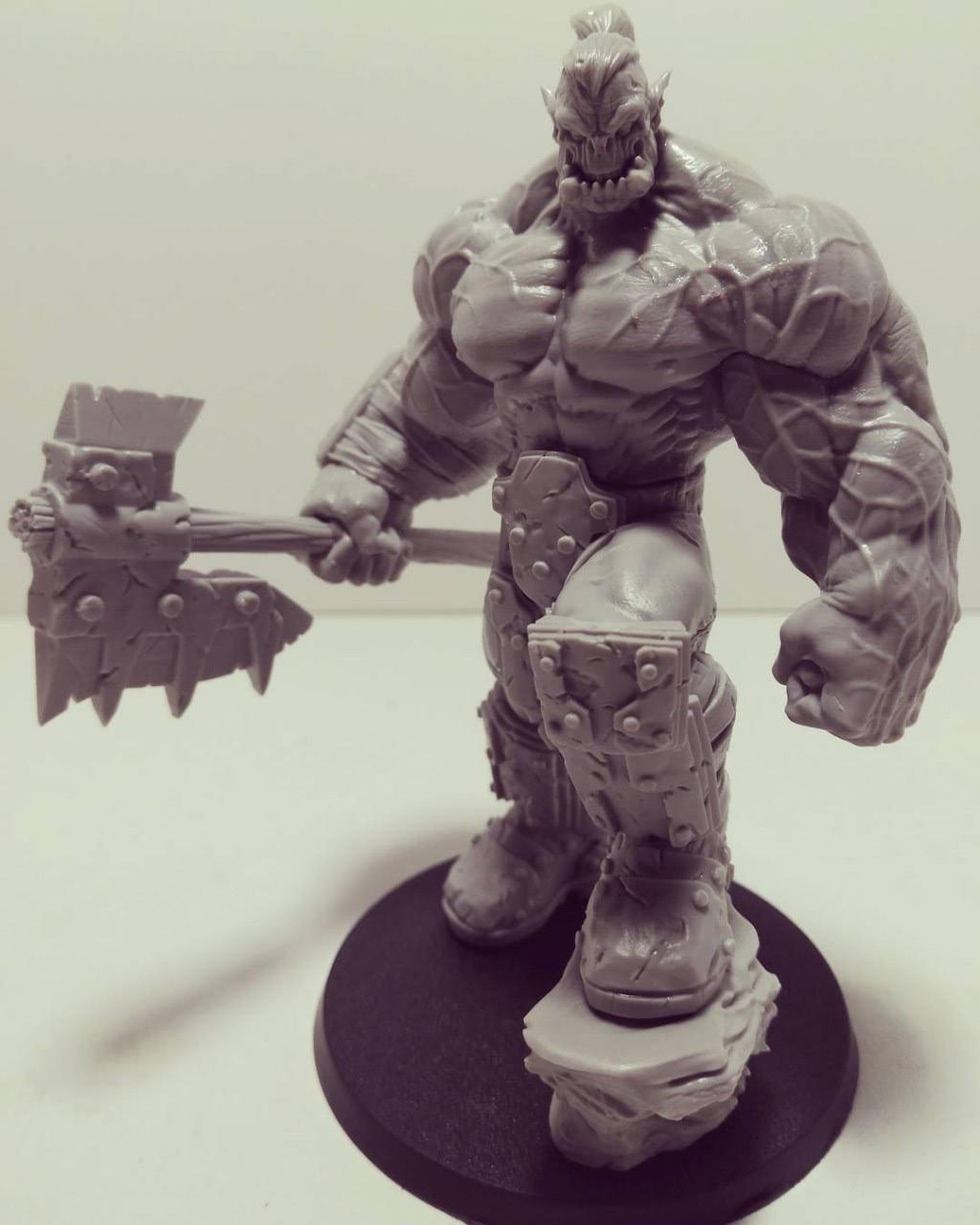 Ork Champion