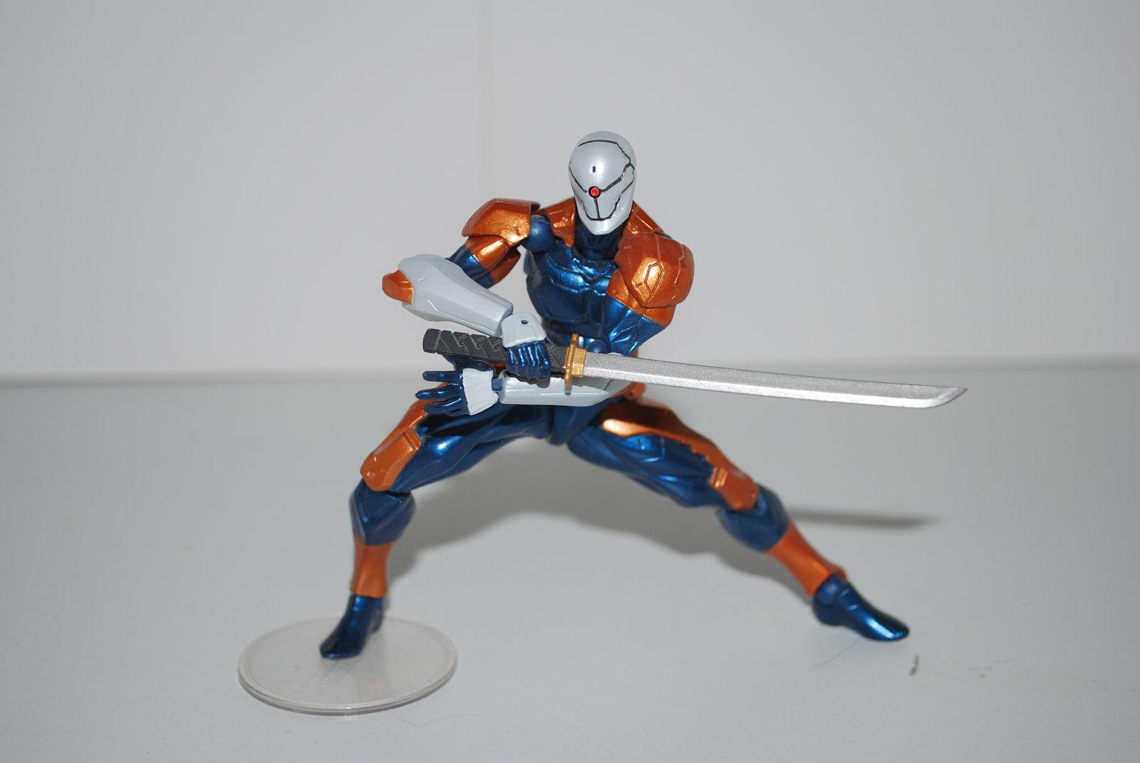 Metal Gear Gray Fox ninja