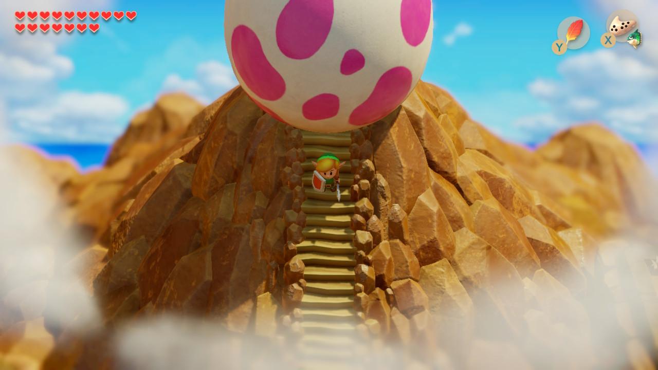 Zelda's Link Awakening screenshot