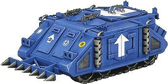 Warhammer 40,000 Rhino APC MK.I