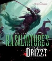 A Reader's Guide to R. A. Salvatore's the Legend of Drizzt book cover