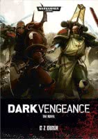 Dark Vengeance book cover