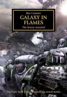 Horus Heresy: Galaxy In Flames book cover