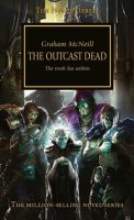The Outcast Dead book cover