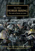 Horus Rising book cover