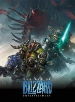 The Art of Blizzard Entertainment book cover
