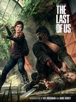 The Art of Last Of Us book cover