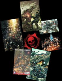 Gears of War comics