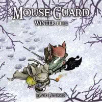 Mouse Guard Volume 2