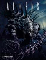 Aliens: Rogue comic book cover