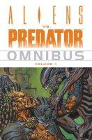 Alien vs Predator Omnibus Vol. I comic book cover