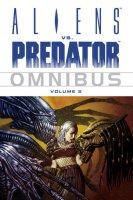 Alien vs Predator Omnibus Vol. II comic book cover