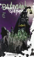 Batman Haunted Gotham comic book cover