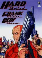 Hard Boiled comic book cover