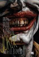 Joker comic book cover