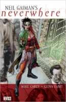 Neverwhere comic book cover
