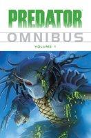 Predator Omnibus Vol. I comic book cover
