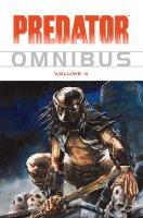 Predator Omnibus Vol. IV comic book cover