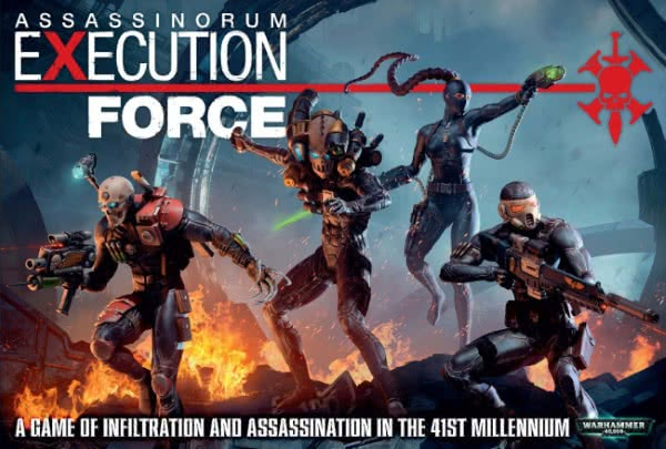 Assassinorum: Execution Force logo