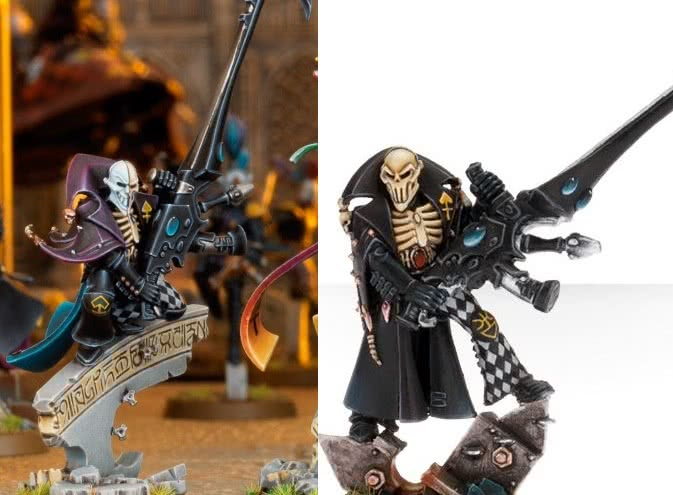 Death Jester comparison