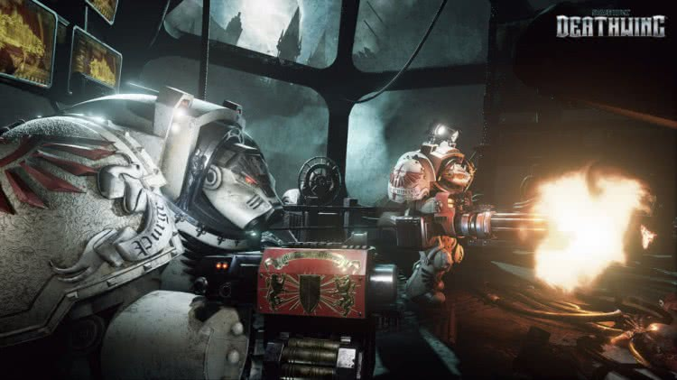Space Hulk Deathwing screenshot