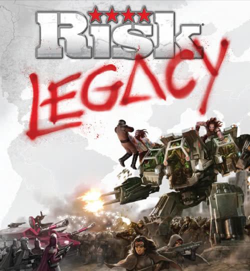 Risk Legacy logo